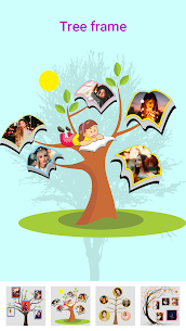 Photo frame – tree photo frame 2
