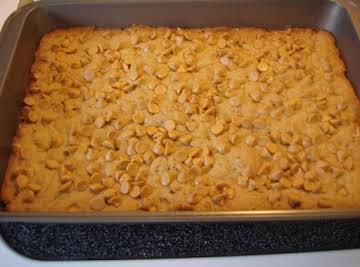 Butterscotch Brownies - Low Sugar/Diabetic Friendly Recipe