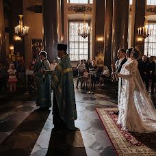 Wedding photographer Anastasiya Andreeva (Nastynda). Photo of 08.09.2018