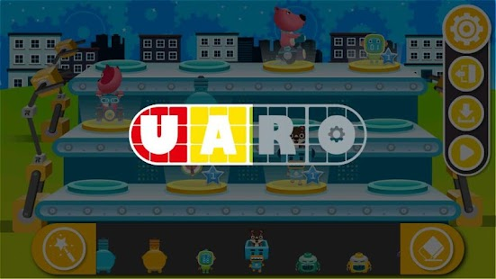 Coding Friends with UARO Screenshot