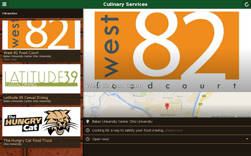 OHIO Culinary Services|玩旅遊App免費|玩APPs