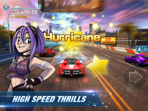 Viber Infinite Racer screenshot 7