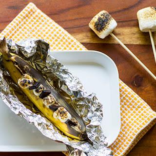 Campfire Banana Recipe