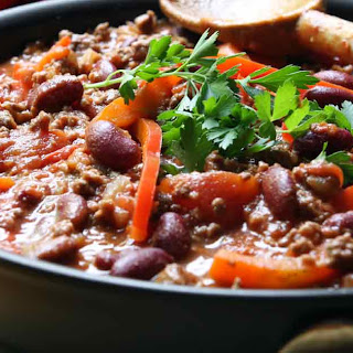 Beef and Bean Chili Recipe