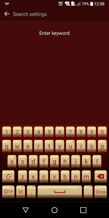 Red Iron Man Theme for LG V30 V20 G6 G5 – (Android Apps