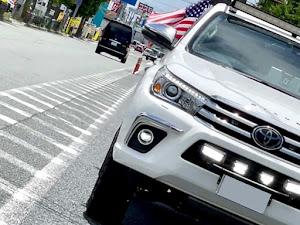 ハイラックス 4WD ピックアップのカスタム事例画像 うま🐴 さんの2021年06月27日20:11の投稿