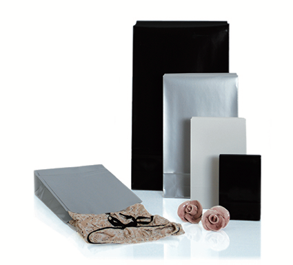 Presentpåse 270x100x465mm  TKR Silver