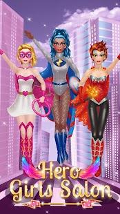 Girl Power: Super Salon for Makeup and Dress Up - náhled