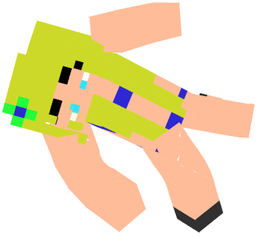 i am a Lily girl! I have blue color of my swimwear! I have my sister Miana! Her swimwear is color red! And her eyes purple! And i have light blue eyes colors! Okay this is all! Apply me in minecraft!