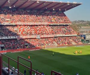 Le Standard de Liège est en deuil