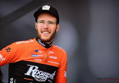 Tour de Belgique : un Néerlandais résiste au peloton