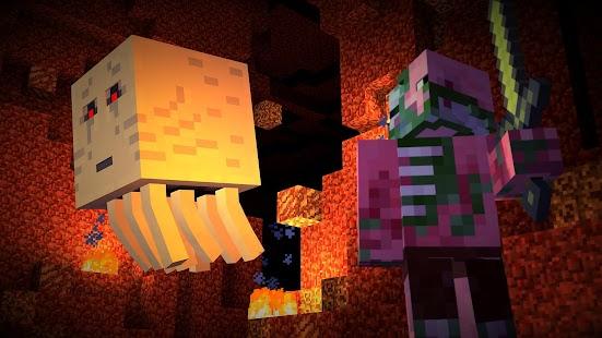 Minecraft: Story Mode- screenshot