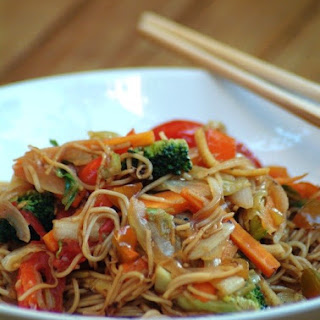 Chinese Vegetable Fried Noodles Recipes