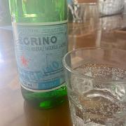 San Pellegrin sparkling water 310ml