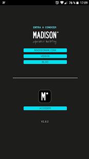 MADISON APP (Unreleased) - náhled