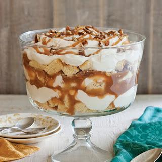 Caramel Cake Trifle.