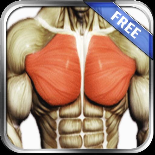 健康のベスト胸のワークアウト LOGO-HotApp4Game