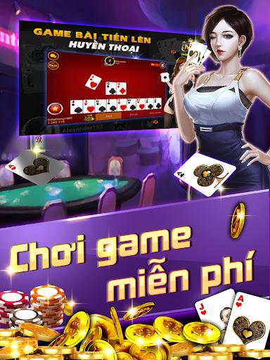 Tien len - Tiu1ebfn lu00ean - Tien len mien nam apkpoly screenshots 3
