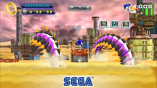 Sonic The Hedgehog 4 Episode II App Latest Version Download For Android and iPhone 4