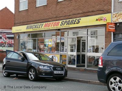 Hinckley Motor Spatres On Derby Road Car Accessories