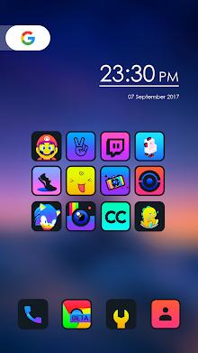 Womba - Icon Pack screenshot 3