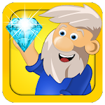 Diamond Miner - Fun Diamond Rush Game Icon
