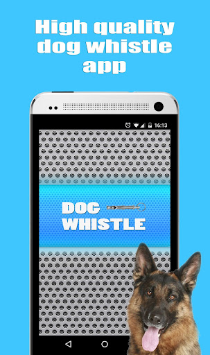Dog Whistle Free
