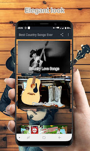 Best Country Songs Ever for PC-Windows 7,8,10 and Mac apk screenshot 1