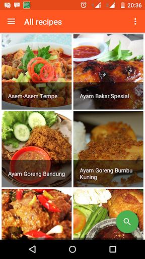 Resep Hidangan Nusantara