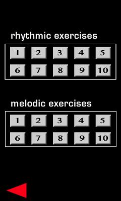 Ear Training Challenge - screenshot