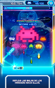 Arkanoid vs Space Invaders Screenshot