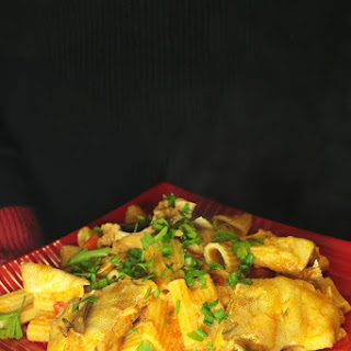 Cod Pasta Skillet Recipe