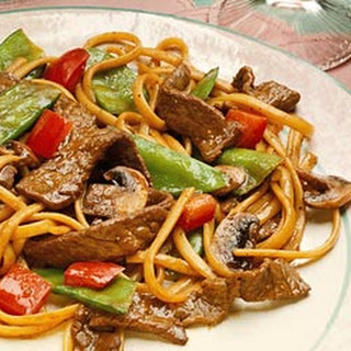Peppery Beef and Vegetables