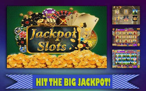 ビッグジャックポットスロットカジノ