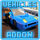 Vehicles Addon for MCPE 0.16+ v 1.0