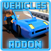 Vehicles Addon for MCPE 0.16+