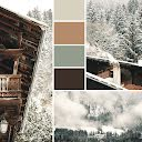 Waterfall Palette - Photo Collage item