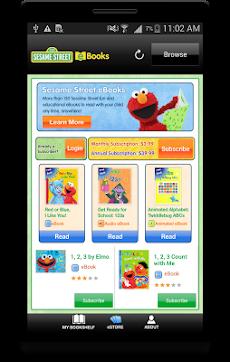 Sesame Street eBooksのおすすめ画像1