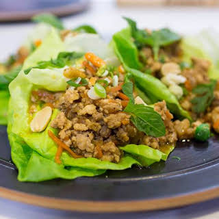 P.F. Chang's-Style Chicken Lettuce Wraps.