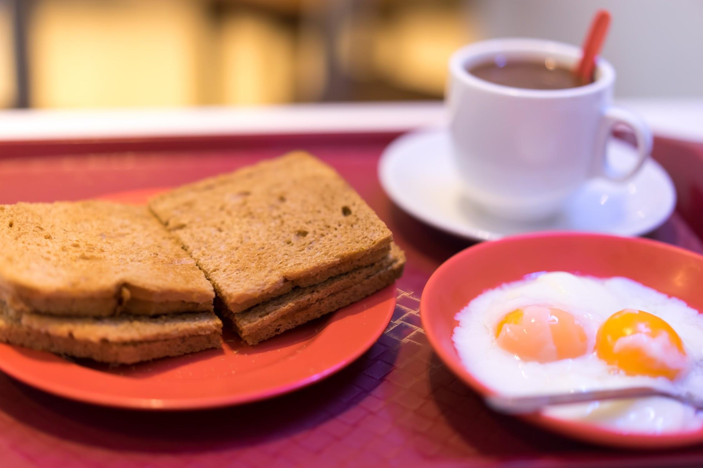ヤ・クン・カヤトースト(Ya Kun Kaya Toast)2