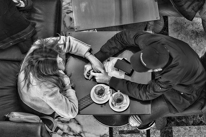 Coffee in love di Giancarlo Lava