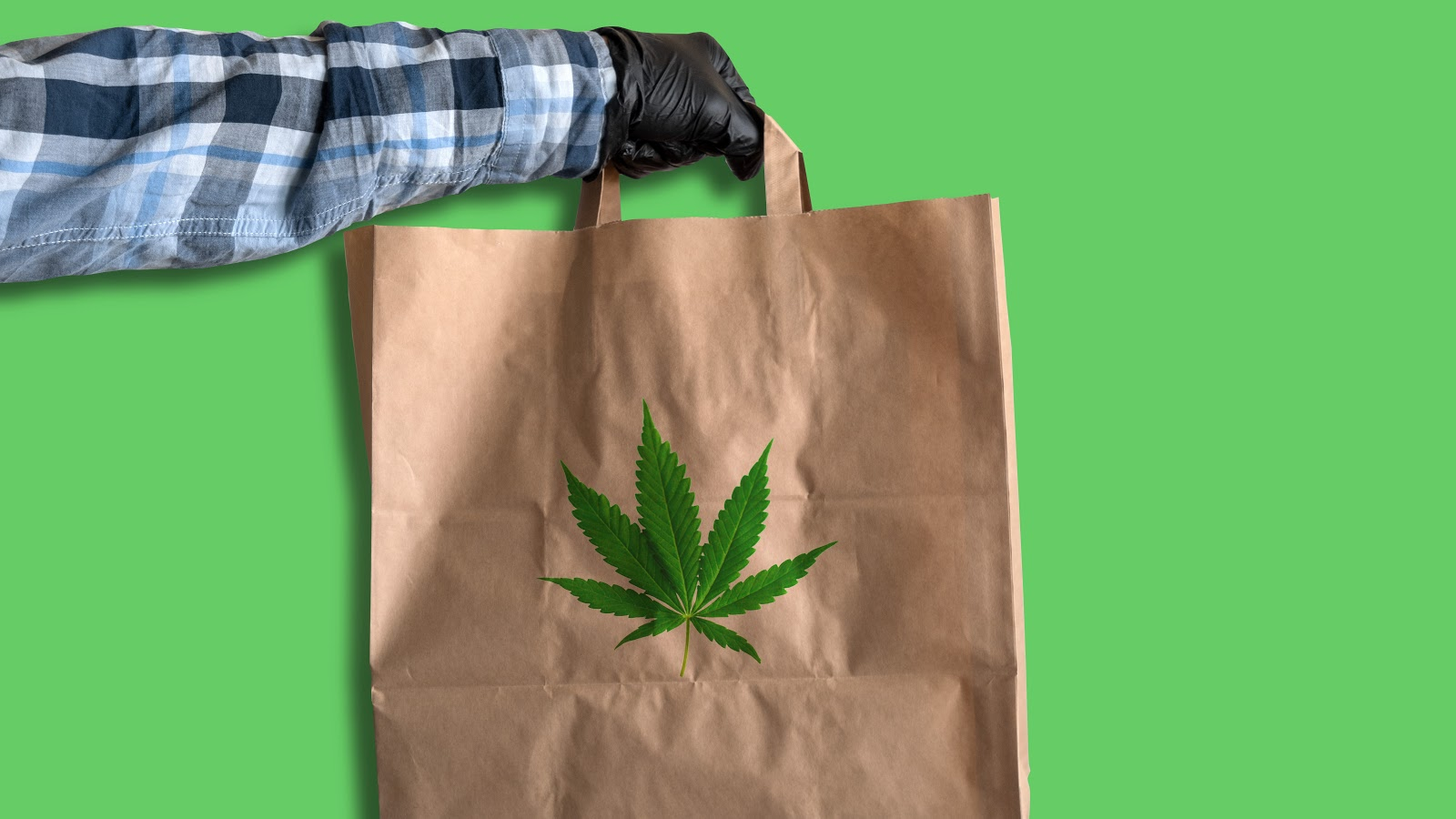 How to start a marijuana delivery service