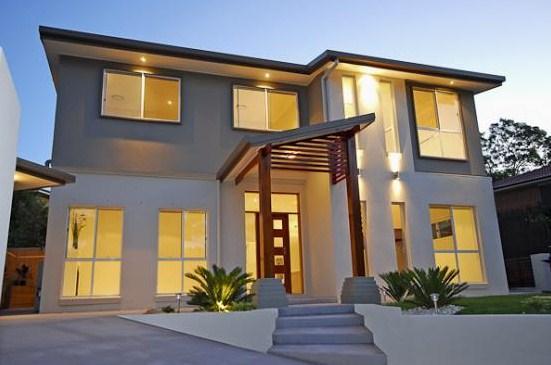 Home exterior designs images