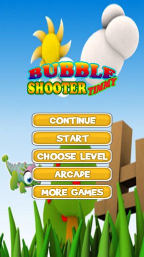 Bubble Shooter Timmy