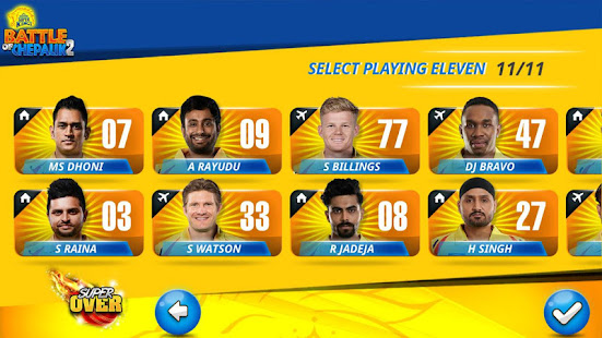Game Chennai Super Kings Battle Of Chepauk 2 APK for Windows Phone