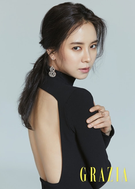 Song Ji Hyo pictórica