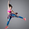 Aerobics Exercise workout routine icon