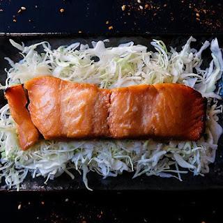 Miso Salmon.