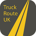 Truck Route UK icon