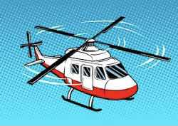 UNKNOWN HELICOPTER SHOOTS PEOPLE IN A BOAT TO DEATH IN BONNY WATERS